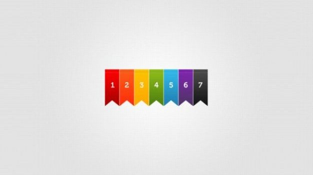 seven bookmark ribbon download
