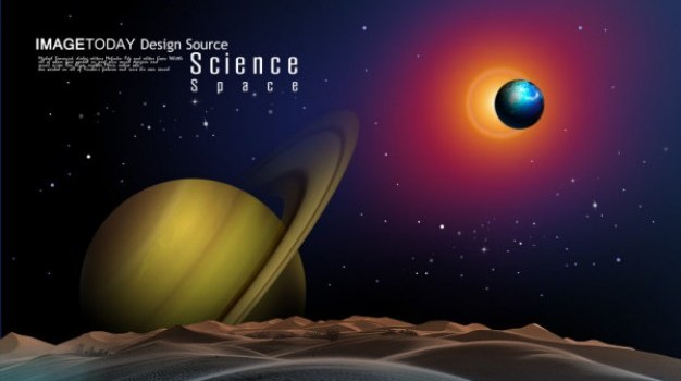 the universe of space technology to explore   psd layered material