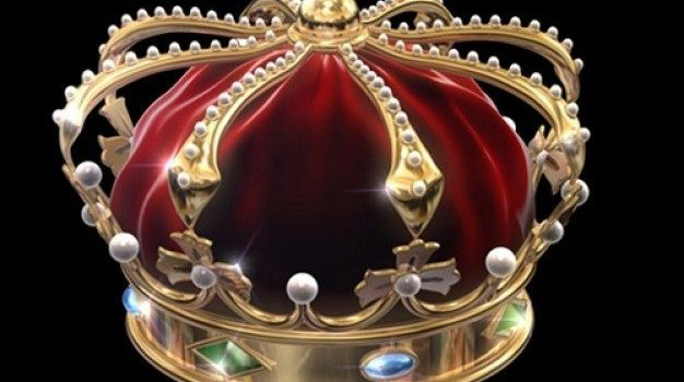 ultra clear crown  gem of life  king style