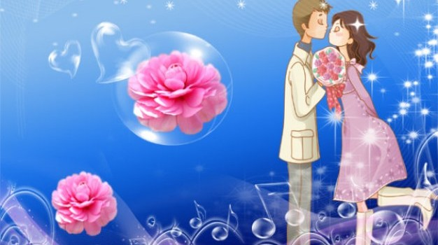 warm to marry background psd material