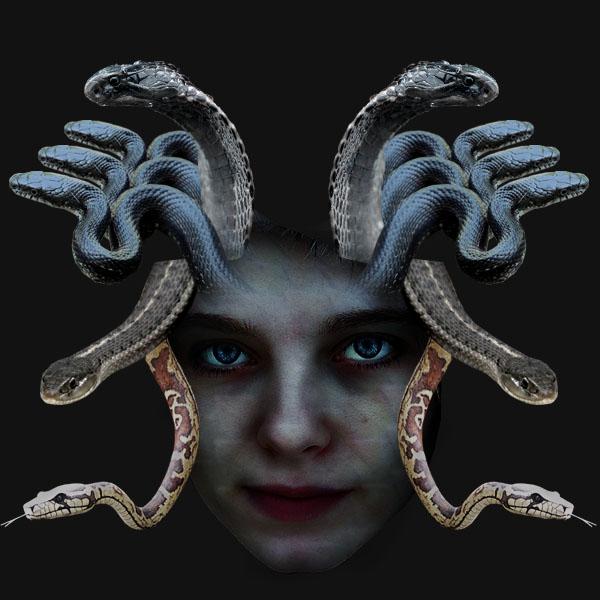 medusa14 Creating Medusa With Photo Manipulation
