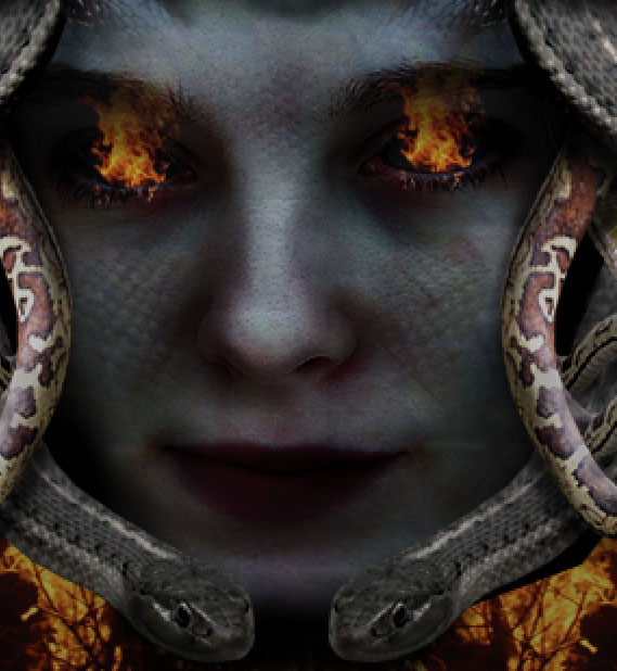 medusa22b Creating Medusa With Photo Manipulation