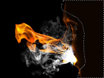 flam10a Create a Fiery Face Explosion