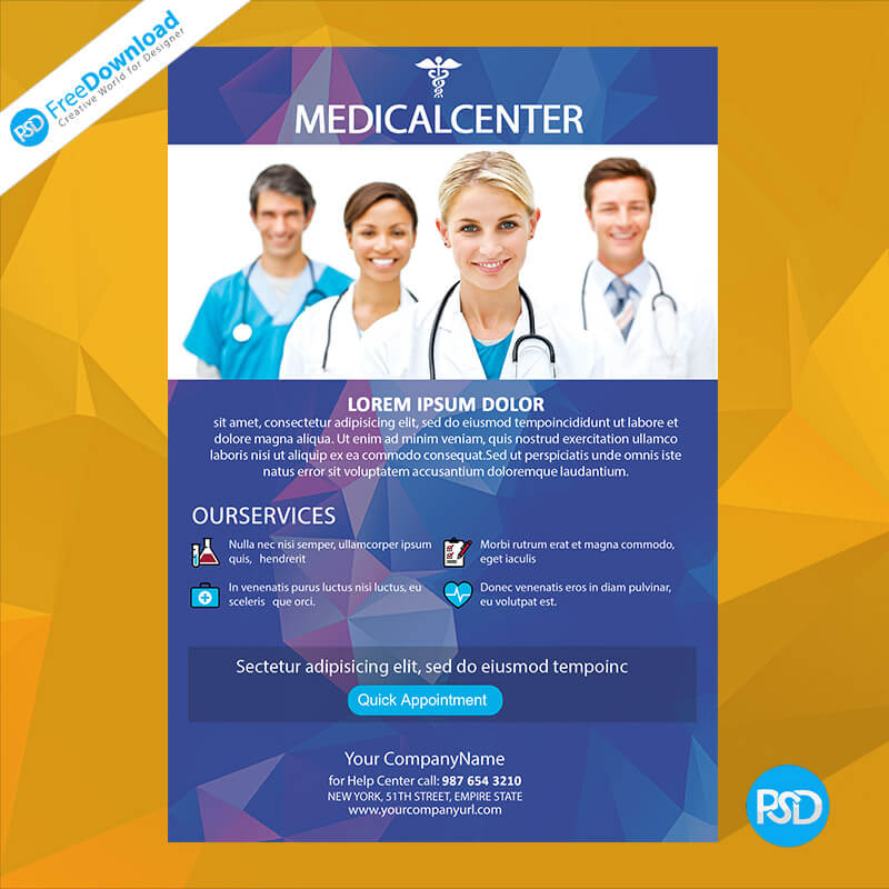 Medical Brochure Template Free from i0.wp.com