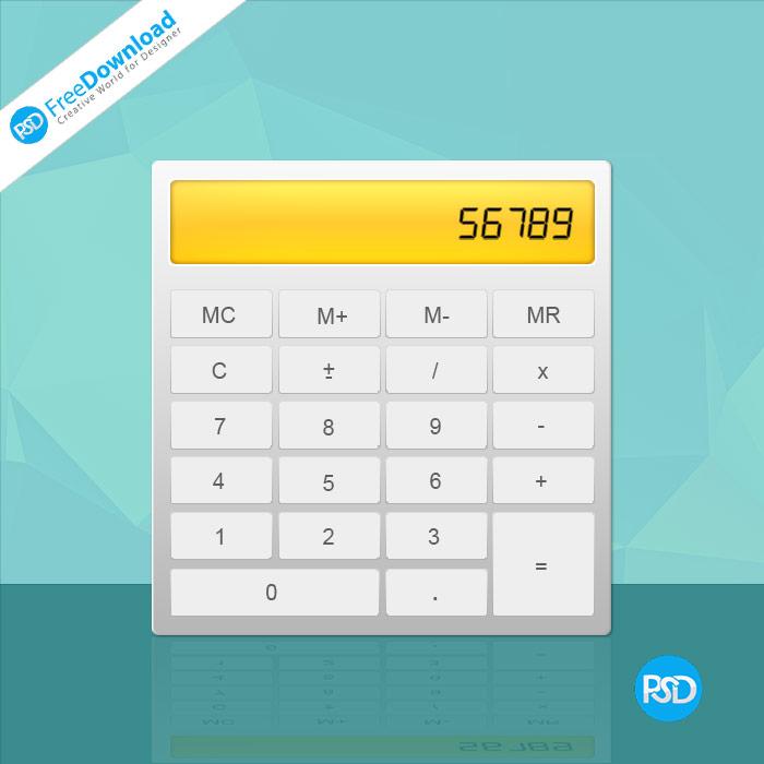 Calculator PSD Design