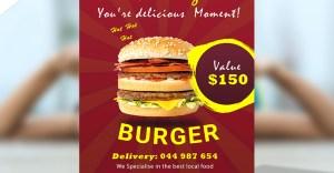 Burger, Offer, Special, Treat, Delicious,Deal, Kfc, Burger Flyer, Restaurants, Restro, Flyer, Cafe, Offer, Multipurpose, Web, Facebook, Sale, Promotional, Promo, Square, Banners, Ad, Instagram, Psd, Banner, Graphic, Social, Media, Social Banner, Free Banner, Photoshop, Banner Psd