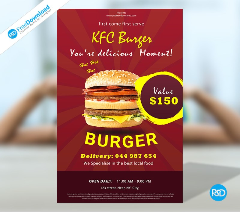 Burger, Offer, Special, Treat, Delicious,Deal, Kfc, Burger Flyer, Restaurants, Restro, Flyer, Cafe, Offer, Multipurpose, Web, Facebook, Sale, Promotional, Promo, Square, Banners, Ad, Instagram, Psd, Banner, Graphic, Social, Media, Social Banner, Free Banner, Photoshop, Banner Psd