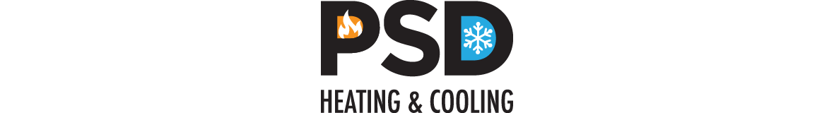 PSD Heating & Cooling logo