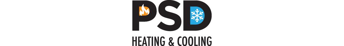 PSD Heating & Cooling logo