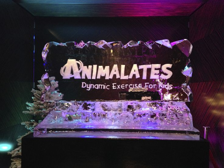 Animalates snow fill logo