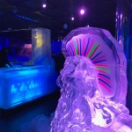 Belowzero Ice Bar London Lion and Bar by PSD Ice Art