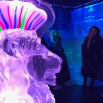 Belowzero Ice Bar London lion by PSD Ice Art