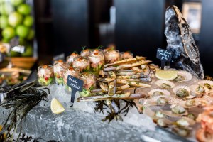 OBLIX SUMMER SEAFOOD SPECTACULAR