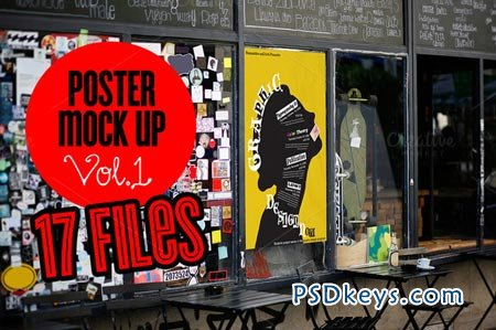 Subscribe to get them into your inbox. Urban Poster Mock Up Vol 1 24989 Free Download Photoshop Vector Stock Image Via Torrent Zippyshare From Psdkeys Com