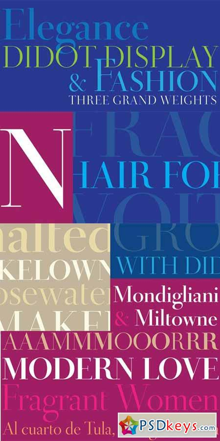 Didot Typeface Download - Desain Terbaru Rumah Modern