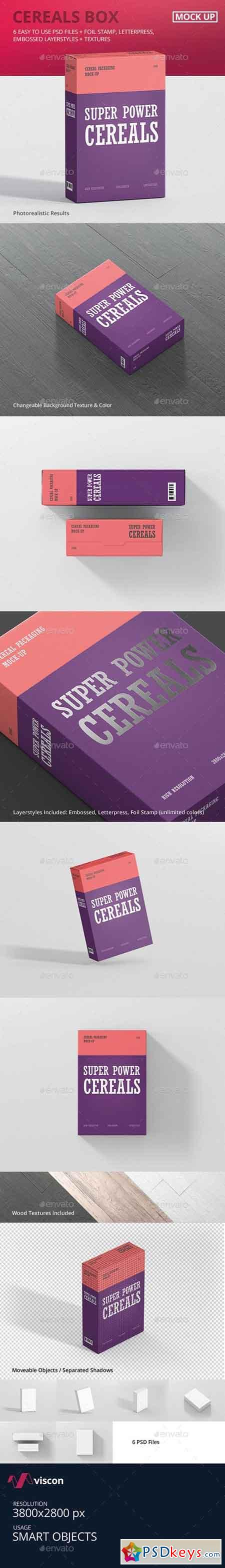 Cereals are good for kids and also for adults on the go and need a quick meal. Cereals Box Mockup 20259461 Free Download Photoshop Vector Stock Image Via Torrent Zippyshare From Psdkeys Com