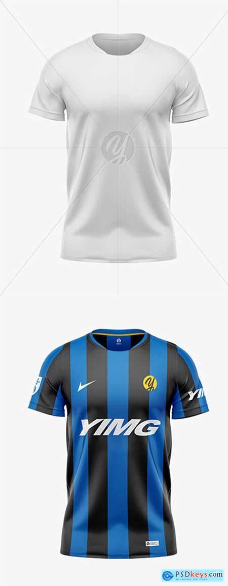 Download Men's Soccer Jersey Mockup 45509 » Free Download Photoshop ...