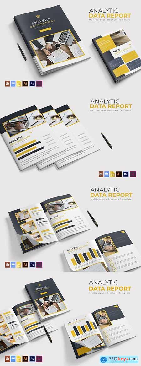 Explore your google search console data and identify areas for improvement in your seo strategy. Analytic Data Report Template Free Download Photoshop Vector Stock Image Via Torrent Zippyshare From Psdkeys Com