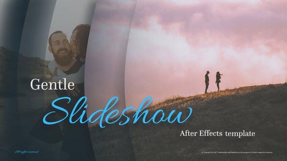 Videohive Gentle Slideshow Celebratory Slideshow 29356096