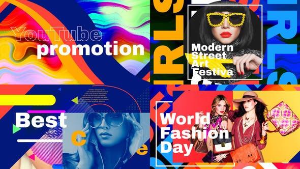 Videohive World Fashion Day - Promo 29449470