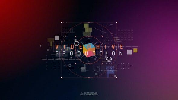 Videohive Modern Art Logo 23793820