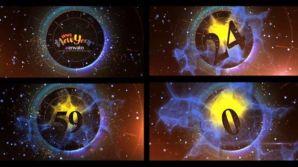 Videohive New Year Countdown 25152477