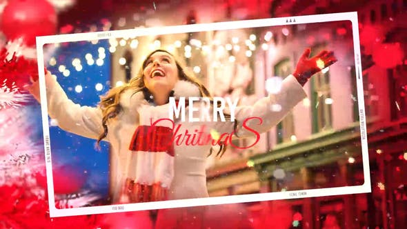 Videohive - Christmas and New Year Story - 29414206