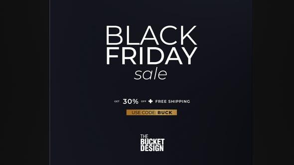 Videohive Magic Box Black Friday Sale 29407618