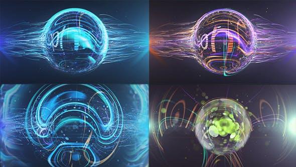 Videohive Energy Logo Reveal 4975388