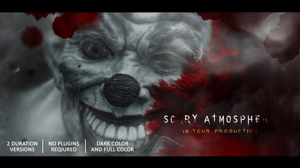 Videohive Horror Trailer In Photos 28762279