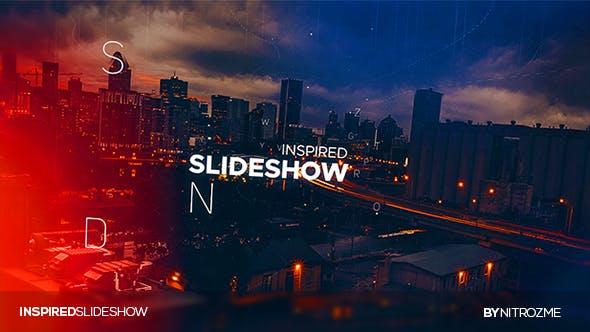 Videohive Inspired Slideshow 19839458