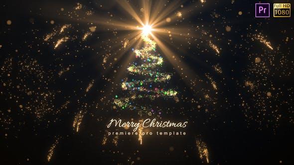 Videohive - Christmas Logo - Premiere Pro - 29415978