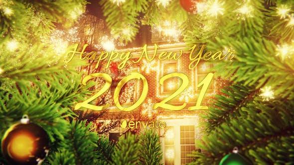 Videohive New Year Countdown 2021 29210046