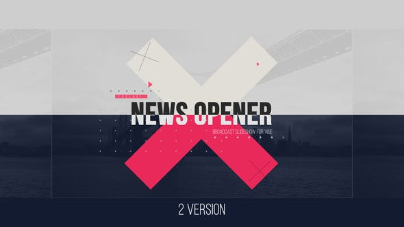 Videohive Daily News Opener 29261144