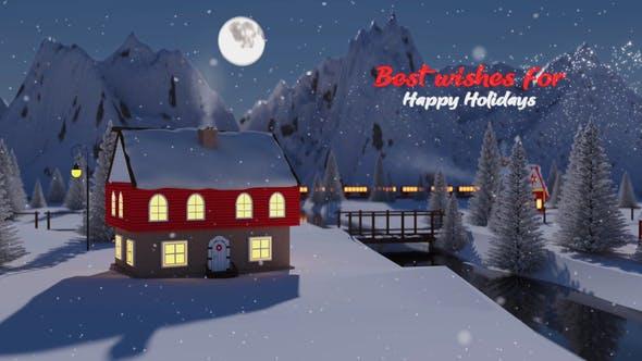 Videohive Christmas 29316409