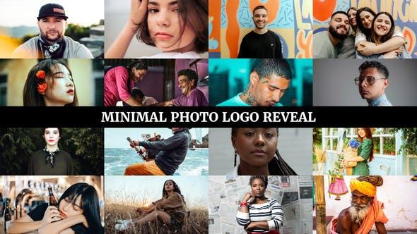 Videohive Minimal Photo Logo Reveal 28163133