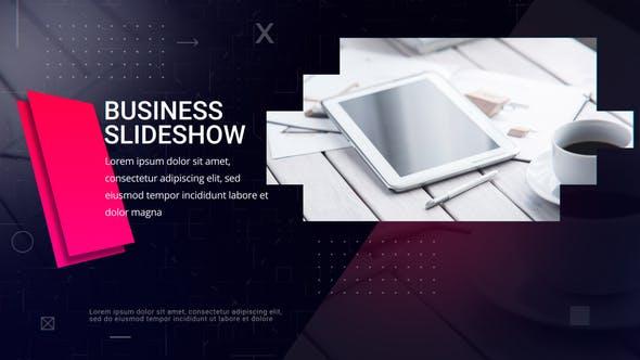 Videohive Business Tech Promo 29345262