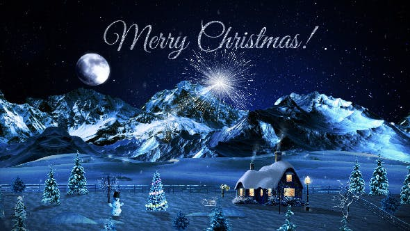 Videohive Magic Christmas 9492671