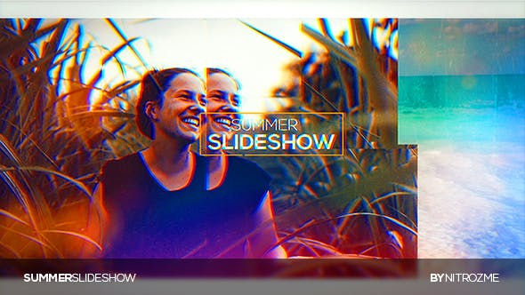 Videohive Summer Slideshow 19932475