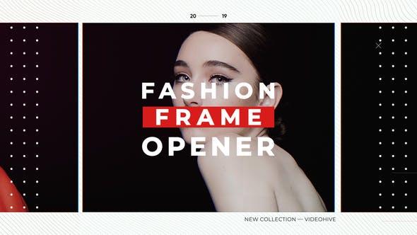 Videohive Fashion Opener | Stylish Promo | Elegant Intro | Modern Slideshow 23248574