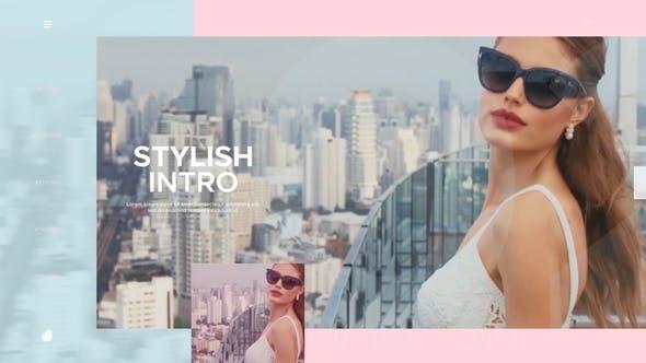 Videohive Modern Fashion Intro 25796343