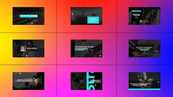 Videohive Business And Corporate Titles 29110913