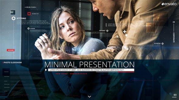 Videohive Minimal Presentation 29640281