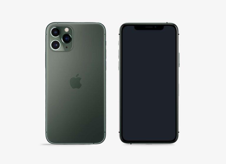 iPhone-11 pro-Mockup-