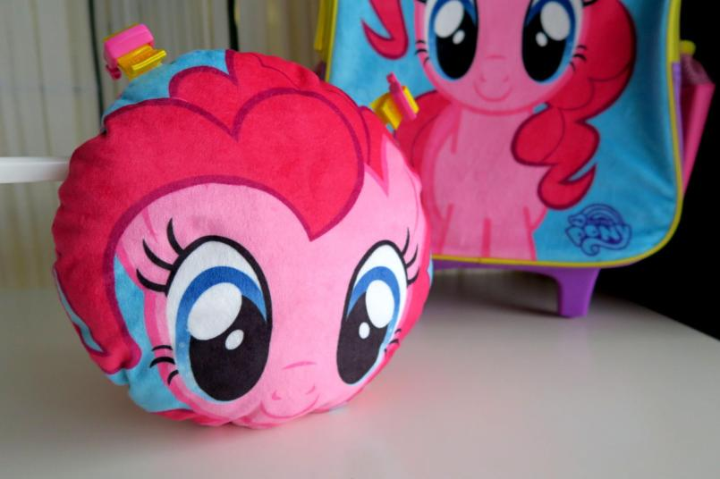 My Little Pony The Movie Bag with Cushion