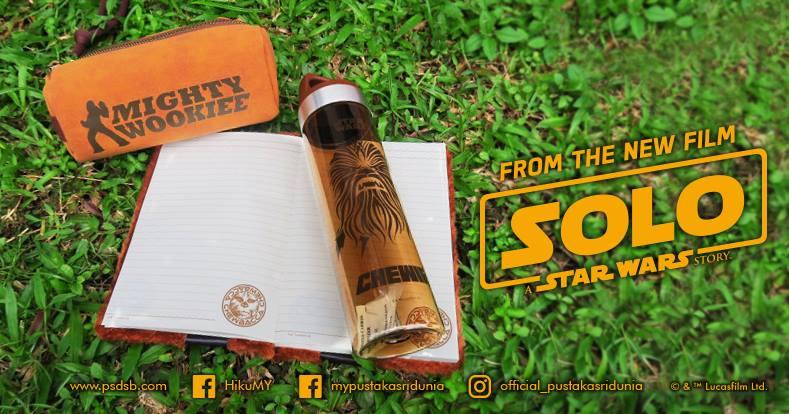 Star Wars Han Solo Merchandises