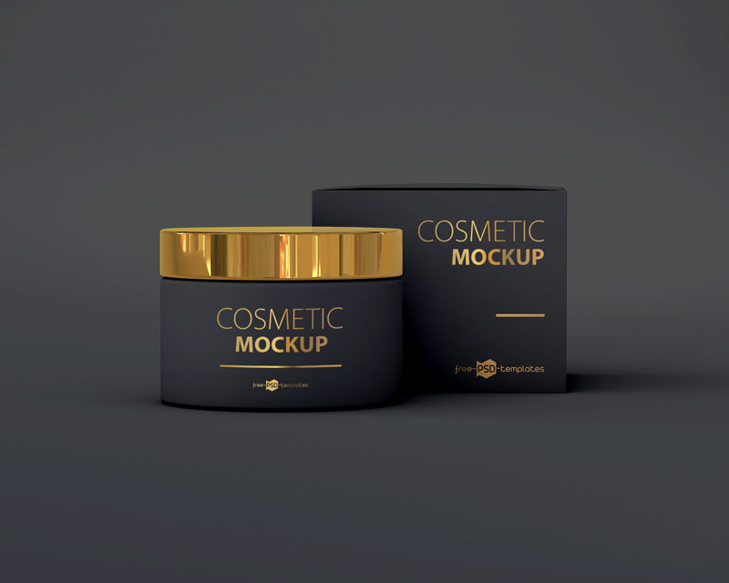 Download 2 Cosmetics mockups - PSD Stash - FREE PSD Mockups