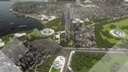 20 Absolutely Magnificent Futuristic City Digital Art PSD Vault