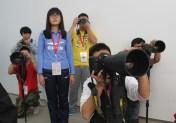 press room photographers