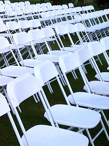 bamboo folding chair how much fabric do i need for a white – ps event rentals